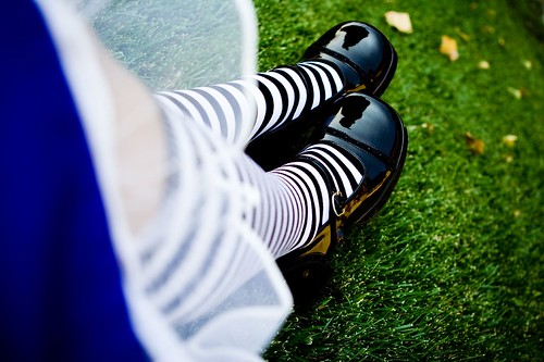 Stripes & Crinoline FUTAB | by martianmermaid