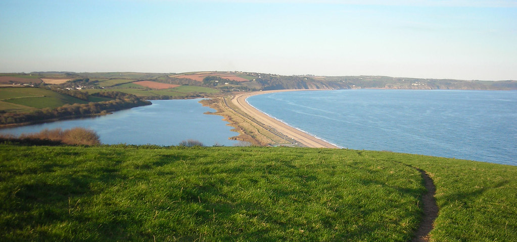 slapton sands south hams devon slapton sands in south