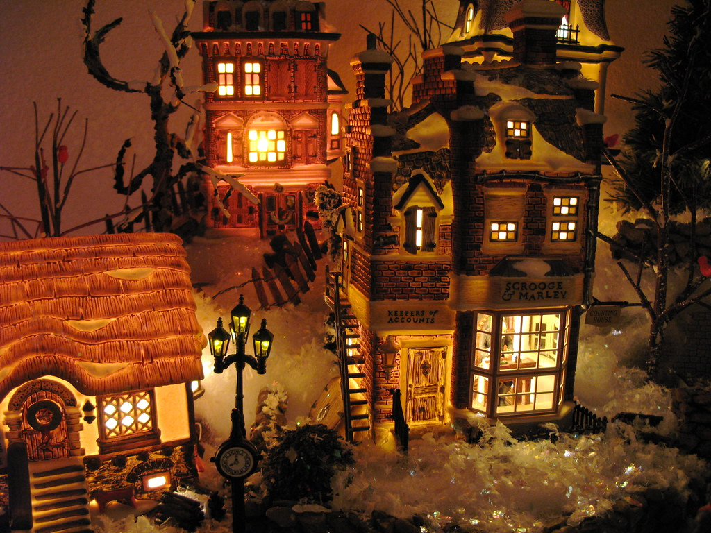 Dickens Village 1 201 In Explore 12 9 2007 Thanks