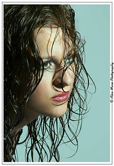 Wet Hair | by alicemariedesign