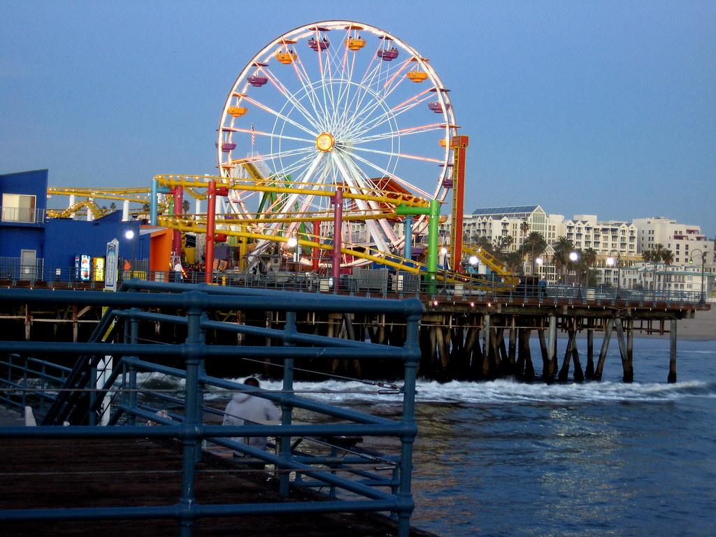 Santa Monica Pier Funnel Cake Hours