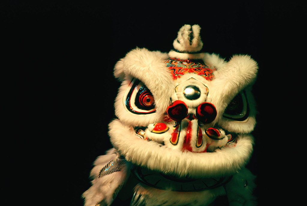 Lion Dance | Chinese Lantern Festival Christchurch New ...