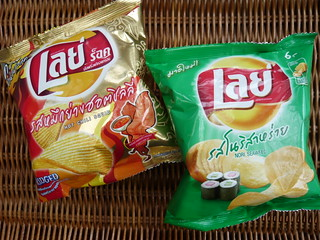 Thai potato chips | by WordRidden