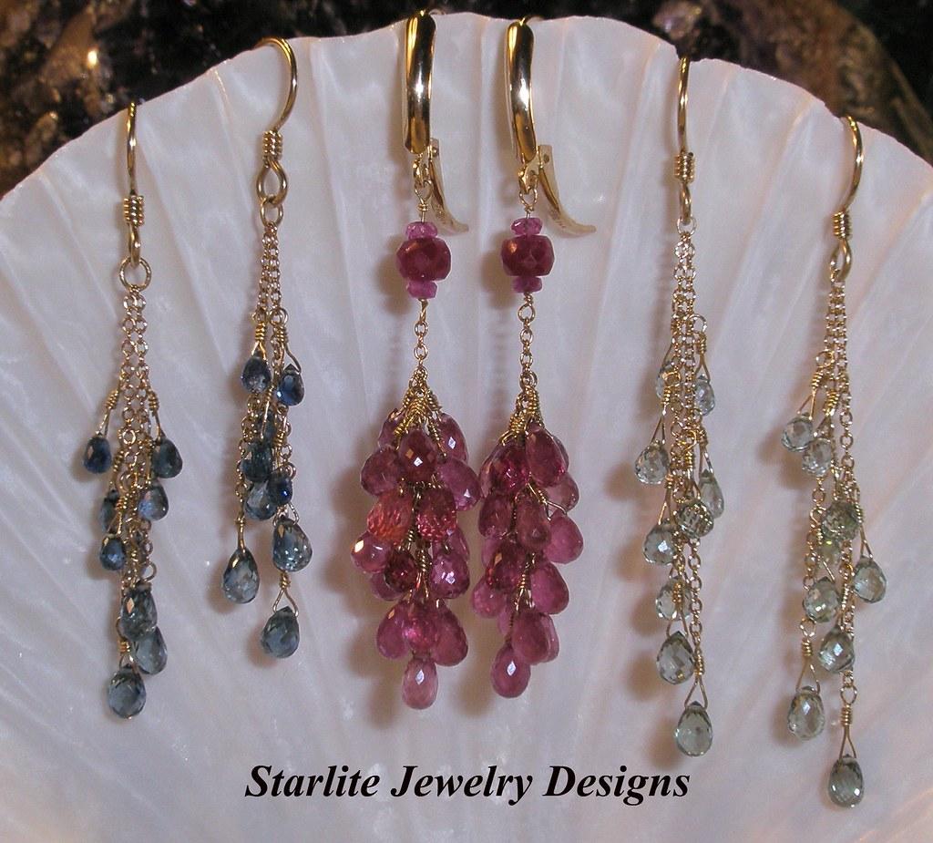 Starlite Jewelry Designs Briolette Jewelry Jewelry Des Flickr