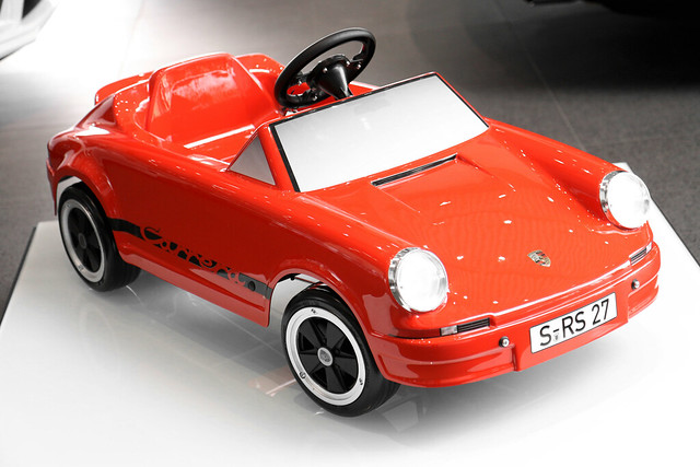 911 Carrera RS 2.7 Pedal Car