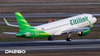 Citilink A320-251N msn 7466
