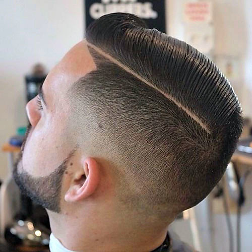 Top 10 kiểu tóc undercut đẹp nhất