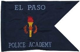 el paso police academy guidon flag | El Paso Police Academy … | Flickr