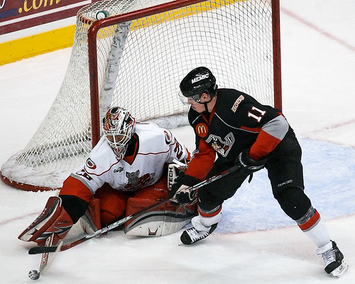 Albany River Rats vs. Portland Pirates | by Mountain Visions