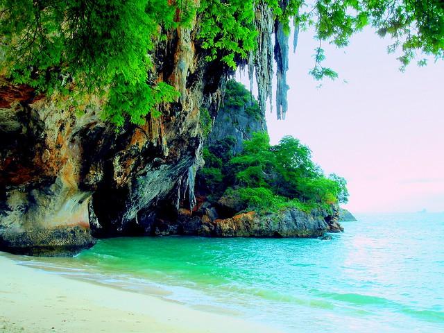 Phra nang beach lonely planet