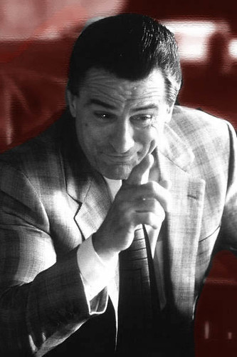 "Robert deNiro - ""Eres bueno tio"" 
