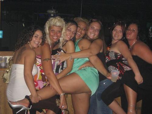 Crazy drunk girls