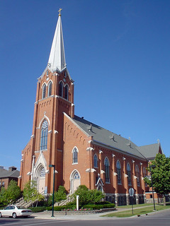 St. Francis Xavier Church, Petoskey, Michigan