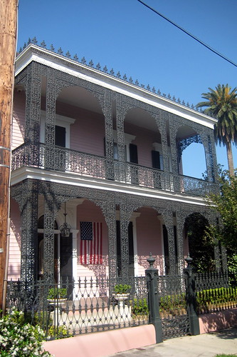 New Orleans Garden District Musson Bell House The