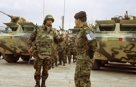Les F.A.R. en Bosnie  IFOR, SFOR et EUFOR Althea 32557723960_1800612826_o