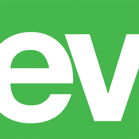 Ev Logo Logo For The Ev Magazine Another 2nd Year