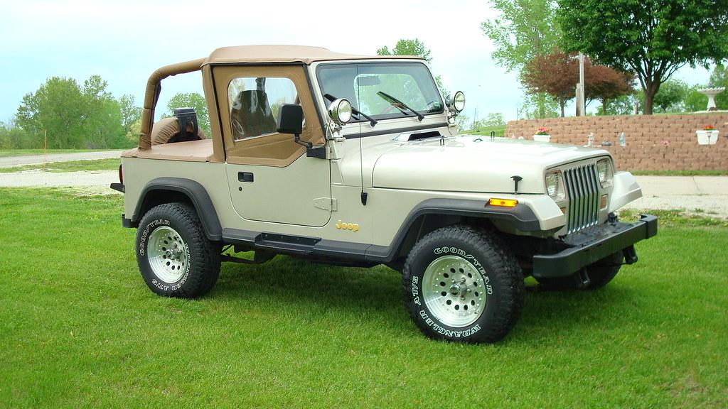 1995 jeep wrangler rio grande 002 mike mansell flickr. Black Bedroom Furniture Sets. Home Design Ideas