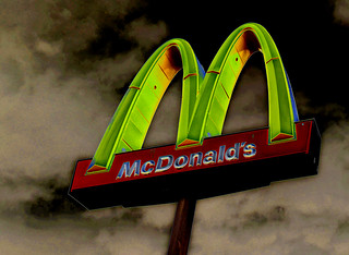 McDonald's Golden Arches | by Just Joe ( I'm back...sort of )