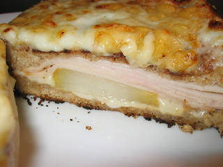 Croque Monsieur with Pear and Smoked Turkey | by Kevin - Closet Cooking