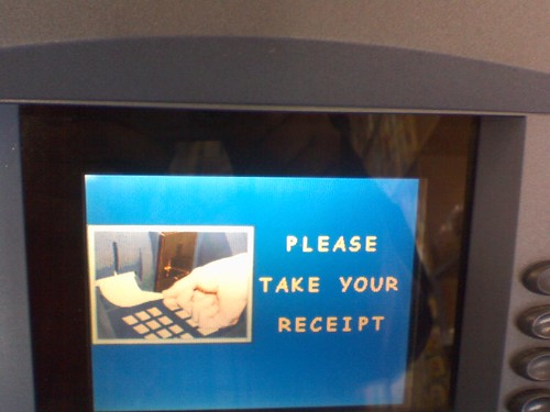 Please Take Your Receipt | by Consumerist Dot Com