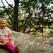 at the top of st. louis canyon, starved rock