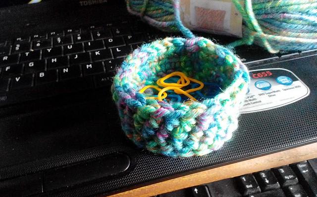 More crochet!