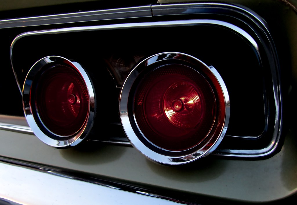 1968 Dodge Charger R T Tail Light My Take On The