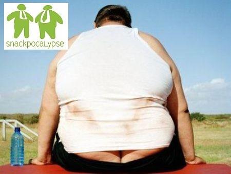 Ass fat man