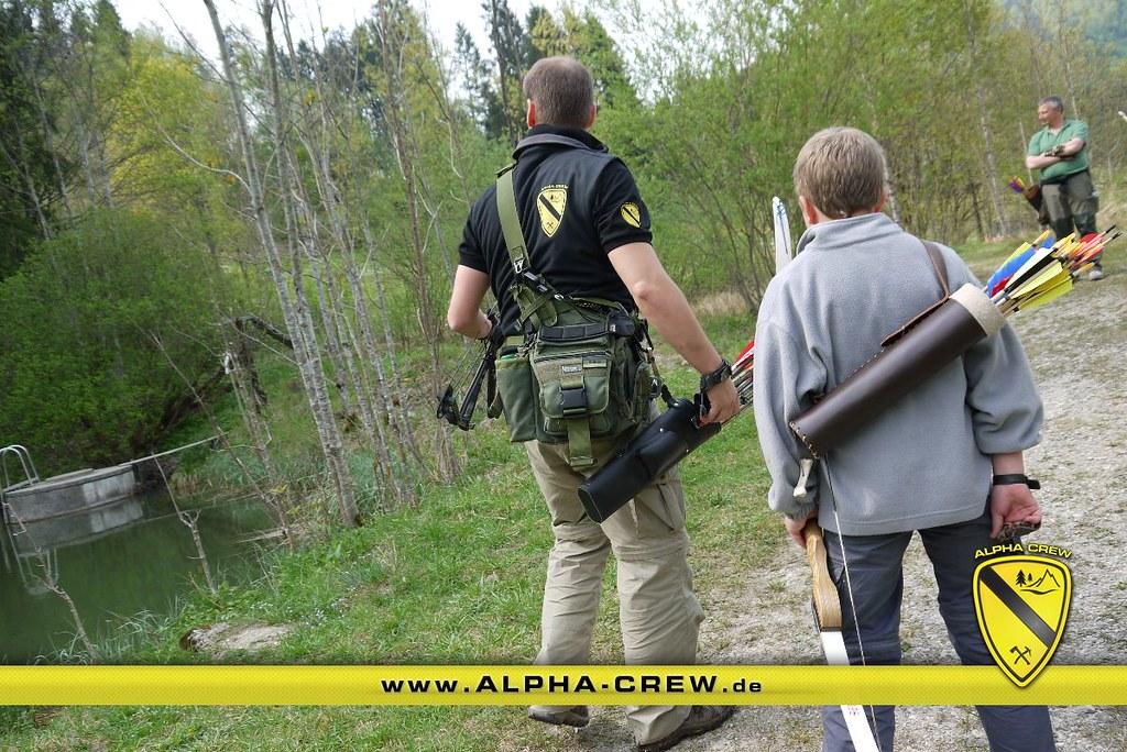 Bogensport 3d parcours eventagentur alpha crew bogenspou2026 flickr