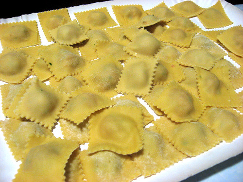 Ravioli These Are Our Homemade Stuffed Pasta Called