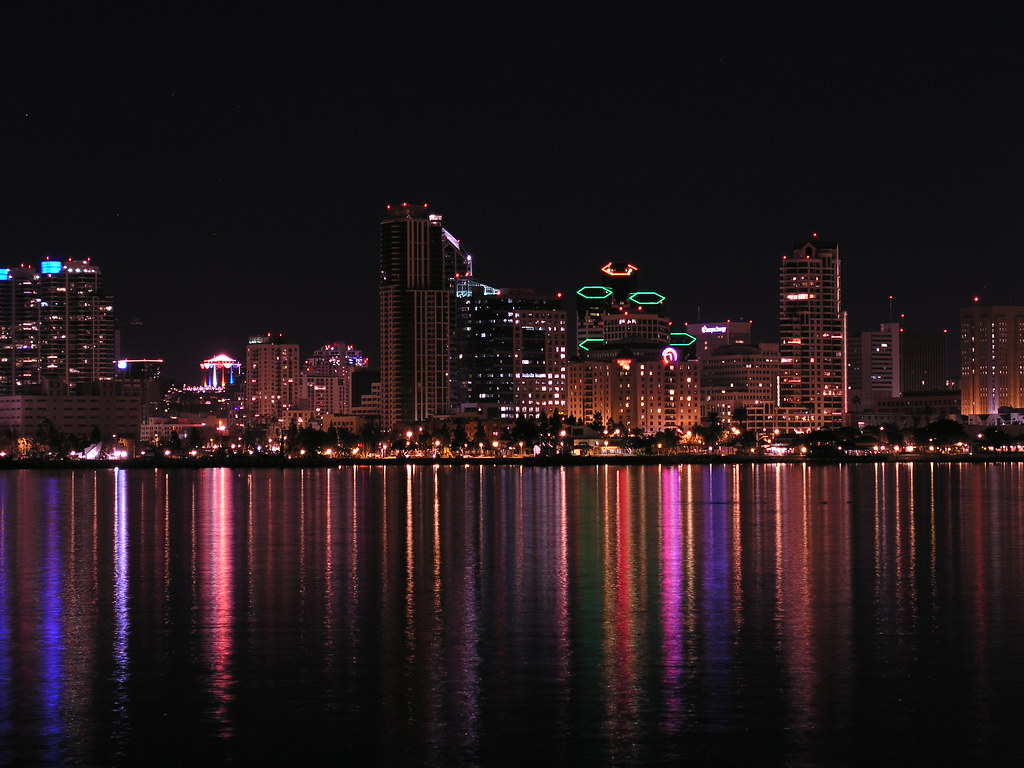 san diego skyline 2 the best from this location that i