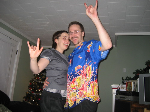 Gabe & Jen Ring in 2008 | by Blog Master G