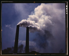 Smoke stacks  (LOC) | by The Library of Congress