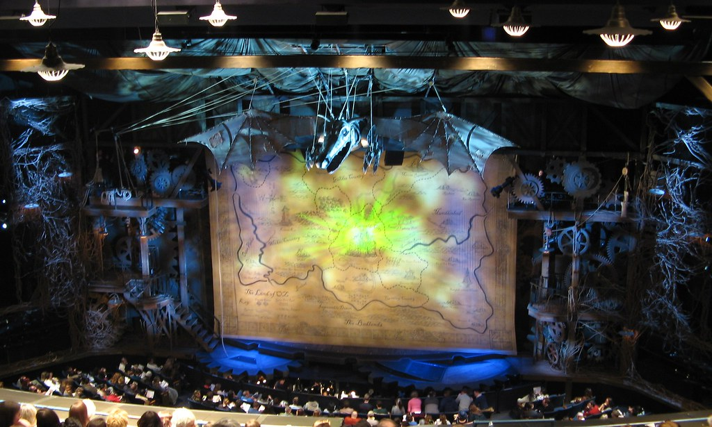 dramatic analysis of wicked the musical Essays and criticism on victor hugo's les misérables - critical evaluation  les misérables critical evaluation - essay  the story is filled with dramatic and.