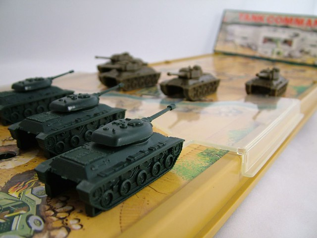 Tank Command Close Up Photo Of Ideal S Tank Command