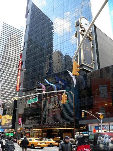 renaissance new york hotel times square mamen mart nez. Black Bedroom Furniture Sets. Home Design Ideas
