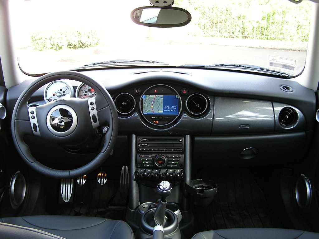 2004 mini cooper s interior neufusion flickr. Black Bedroom Furniture Sets. Home Design Ideas