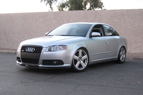 B7 Audi A4 W Koni Coilovers A 3 4 Shot Of My Light
