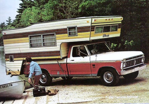 5718713071on 1965 Ford F 250 Camper Special