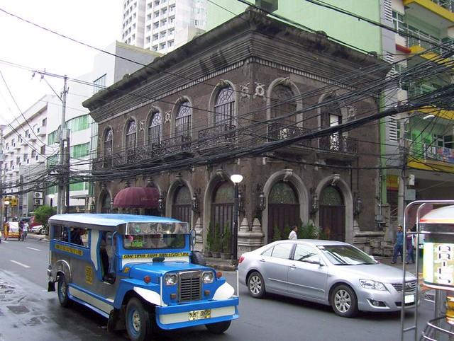 Travel to The Philippines: Manila: Binondo, Escolta, and Ermita ...