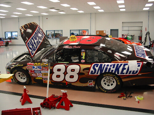 Robert Yates Racing 88 Snickers Ford Ricky Rudd Flickr