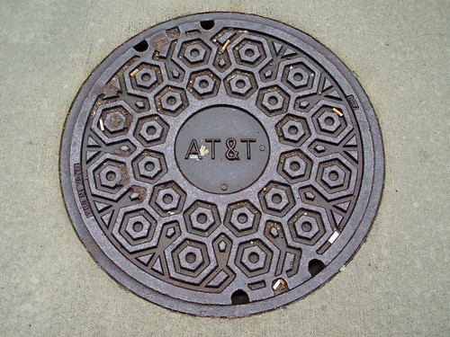 AT&T Manhole Cover | by Eddie~S