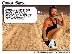 Chuck Norris Says.... | by Podknox