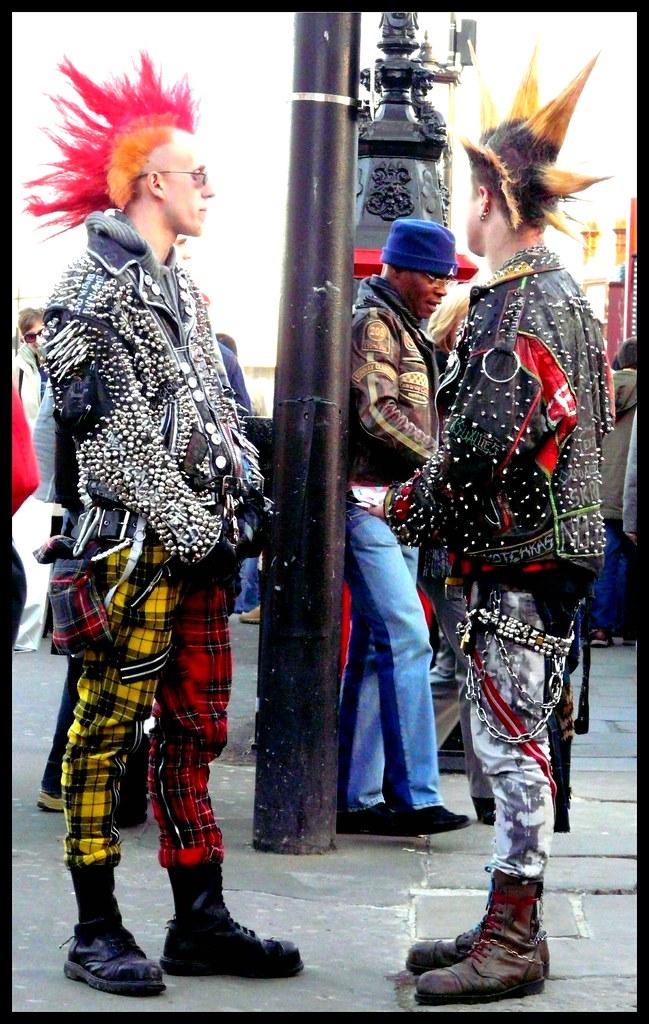 Punk Rock Fashion Blog