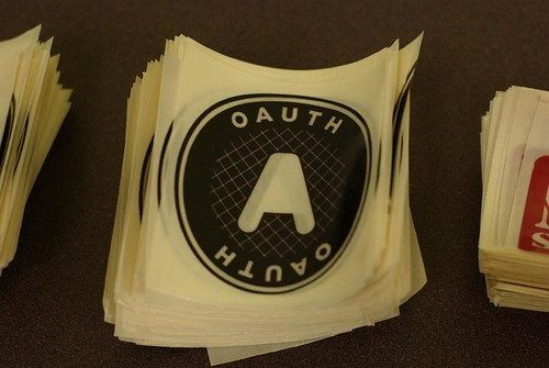 OAuth Summit 2008 - OAuth Token | by ogimogi