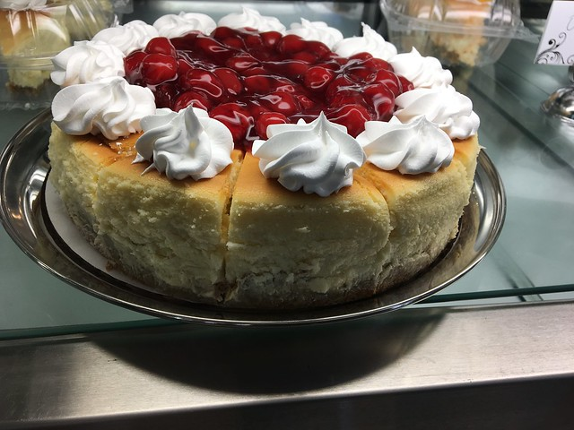 Everything Cheesecake