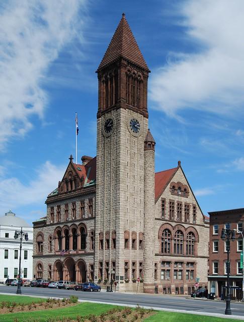 Albany, New York City Hall