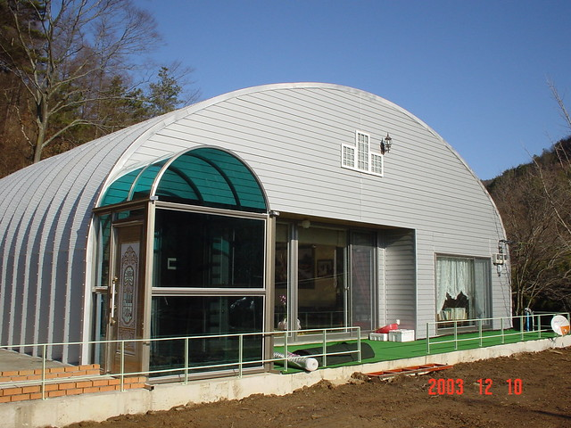 Metal Building Homes With Large Kitchen