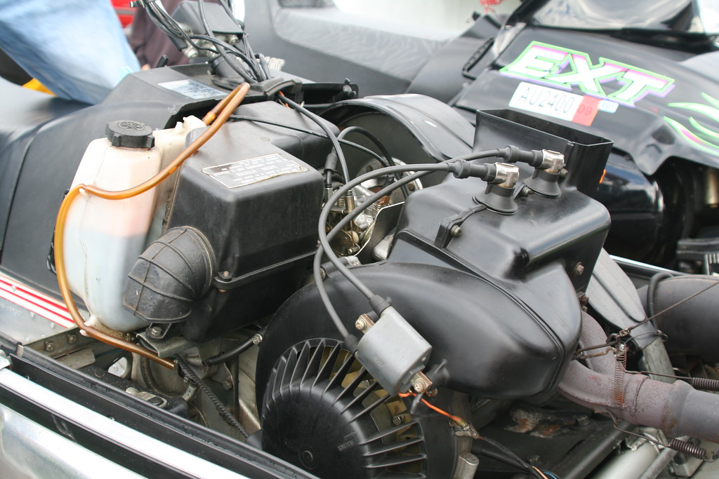 Yamaha Enticer  Carburetor