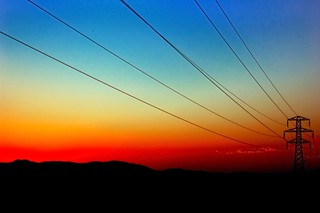 Electricity pylon | by Vahid.Hm